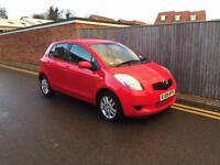 Toyota Yaris 1.4TD ( 88bhp ) MMT TR 2008 5DR ONLY 32,000 MILES FROM NEW