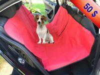 Housse hamac protectrice siege bancs auto voiture pour chiens