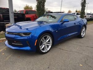 2017 Camaro RS LT2 Turbo Coupe SAVE THOUSANDS