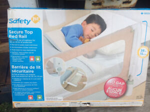 Safety 1st Secure Top Bed Rail NEW