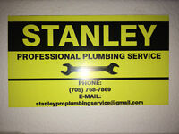 STANLEY PLUMBING *20+ Years exp. ** WE DO IT ALL!!