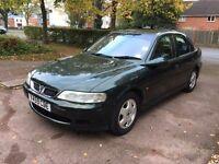 Vauxhall Vectra 1.8 i 16v Club 5dr HPI CLEAR