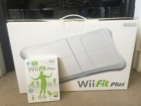 Wii and Wii Fit Board, plus Mario Kart
