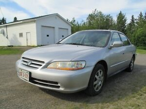 2002 Honda Accord Special Edtion Sedan