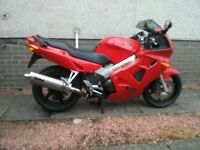 VFR 800fi low mileage with luggage, swap or px