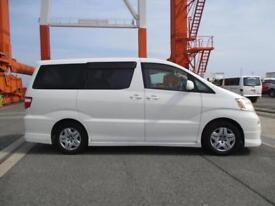 Toyota Alphard 8 Seater MPV