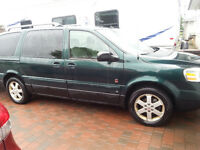 2006 Saturn Relay Minivan, Van