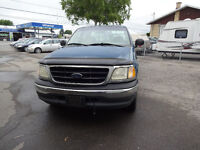 2000 Ford F-150 2x4 king cab 188000 km Camionnette