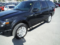 2014 Ford Expedition Limited SUV, Power Folding Running Boards