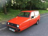 1993 Reliant Rialto 848cc Estate se 67,000 1 owner 12 months mot exceptional