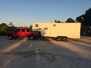 26 ft 5th Wheel Toy Hauler - with seperate garage Windsor Region Ontario image 9