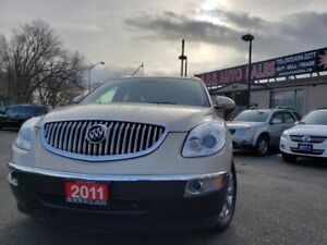 2011 Buick Enclave AWD 4dr CXL2 , DVD Player , Rear Cam , Leathe