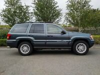 2003 Jeep Grand Cherokee - PX Welcome