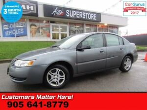 2005 Saturn ION 2 Midlevel  AS IS (UNCERTIFIED) AS TRADED IN