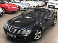 2003 Mercedes-Benz SL Class 5.0 SL500 2dr