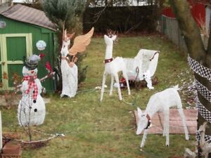 Giant Outdoor Decorations - Wonderful Surprise Christmas Gift