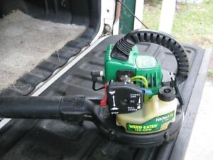 Weed Eater Feather Lite Leaf Blower