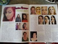 Specializing in bridal and airbrush makeup services
