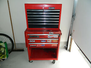 Tool Box and Cabinet