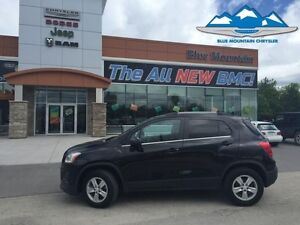 2016 Chevrolet Trax LT  ACCIDENT FREE, AWD, BLUETOOTH/AUX, CERTI