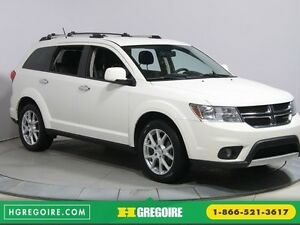 2016 Dodge Journey R/T AWD MAGS CUIR BLUETOOTH