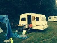 Folding Caravan - Rapido