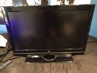 "LG 37"" HD LCD TV"