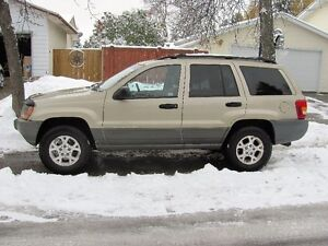 1999 Jeep Grand Cherokee SUV, Crossover