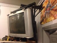 RCA TV with wall mount xbox ready