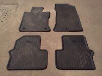 Winter / D'hiver Tapis Carpet Acura TL 2009 - 2012