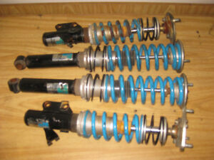 NISSAN SILVIA 240SX 180SX SR20DET COILOVERS SUSPENSION SHOCK JDM