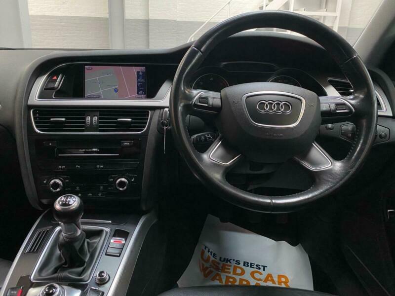 2014 Audi A4 Avant 2.0 TDI SE Technik Avant quattro 5dr