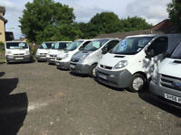 FOR SALE VAUXHALL VIVARO, RENAULT TRAFIC, FORD TRANSIT, CITREON RELAY