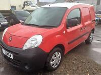 2012 12 Renault Kangoo 1.5dCi ML19 dCi 75 - SIDE AND REAR DOORS - WARRANTY - MOT