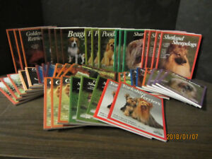 DOG BOOKS for PET SUPPLY DISTRIBUTOR 45 Books