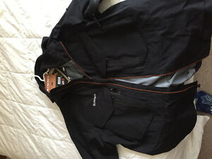 Simms G4 pro wading jacket Kitchener / Waterloo Kitchener Area image 1