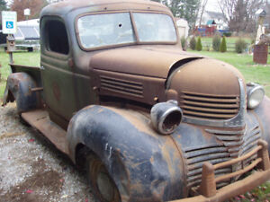 1940 dodge truck Reduced