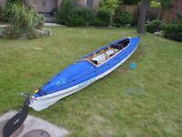Klepper Folding Kayak