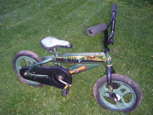 14 inch Toy Story bike for sale