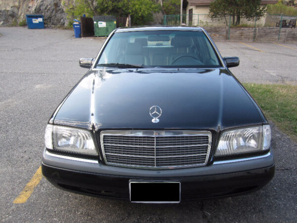 Used 1994 Mercedes-Benz C-Class