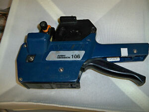 AVERY DENNISON PRICING UNIT  USED