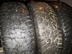 pneu hiver 14 pouce,4 pneu hiver 15 pouce,4 pneu hiver 18 pouces