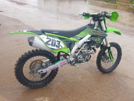 2016 Kawasaki Kxf450 crf,rmz,yzf