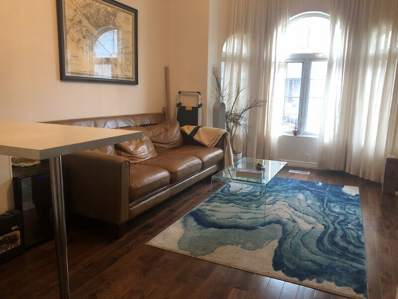 A Cozy One Bedroom Apartment in Downtown Toronto   Long ...