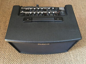 Roland AC60 amplifier in excellent condition