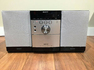Sony CMT-EH15 Micro HI-FI Stero Music System