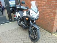 2012 (12) SUZUKI DL650 VOSTROM - INC HEATED GRIPS AND TOP BOX