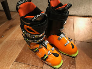 Scarpa Freedom RS Touring Boots - 307mm