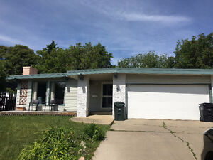 Bungalow in Sherwood Park with basement suite!