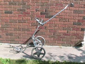 """BAG BOY"" Foldable,Alloy Golf Bag Cart,Fully Adjustable & Light*"